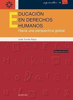 Educación En Derechos Humanos (Aprender a ser)