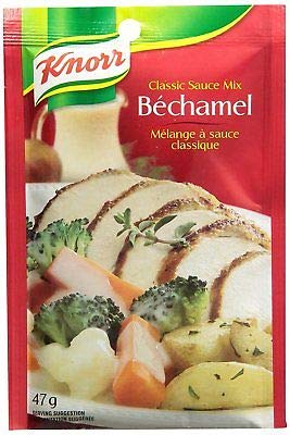 Knorr Bechamel Classic Sauce Mix 47g {Imported from Canada}