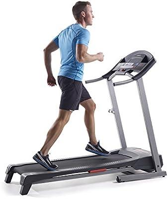 Weslo Cadence G 5 9i Cadence Folding Treadmill Easy Assembly With Bluetooth Amazon Sg Sports Fitness Outdoors
