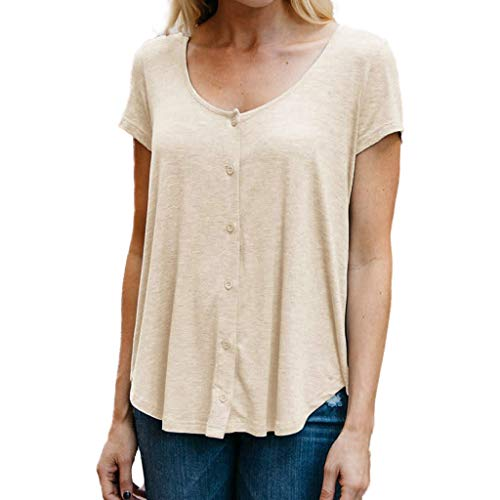 - Women's Sexy Deep V Neck Short Sleeve Back Cross Tied Up Tee Backless Lace Crop Top Women's Tops Long Sleeve Lace Beige