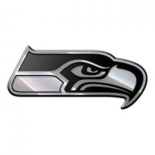 Seattle Seahawks Nfl Metal (NFL Seattle Seahawks Premium Metal Auto Emblem)