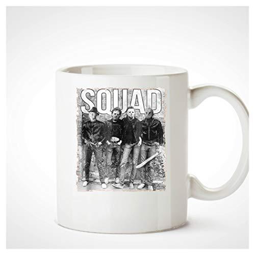 Squad jason michael horror squad Mug halloween -