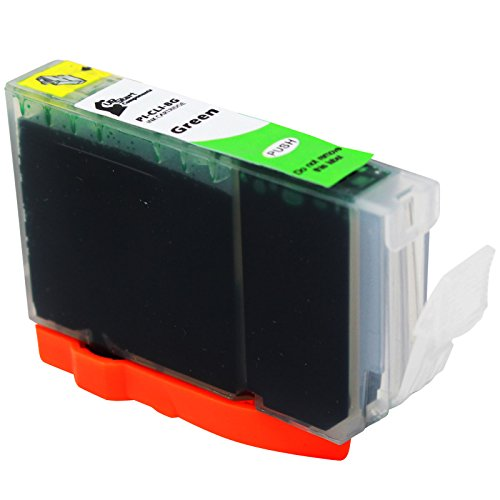 Replacement Canon CLI-8G Green Ink Tank Cartridge - Compatible with Canon Pro 9000, Canon Pixma Pro9000 Mark Ii, Canon Pixma 6500, Canon Pixma Pro 6000, Canon Pixma Pro 6500