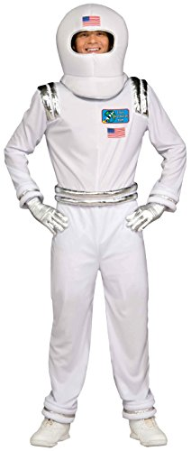 Forum Novelties Men's Astronaut Adult Costume, White, One Size]()