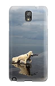 High Quality Kimberly M Taylor Dog Skin Case Cover Specially Designed For Galaxy - Note 3