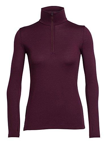 Icebreaker Merino Women's Tech Long Sleeve Half Zip Top