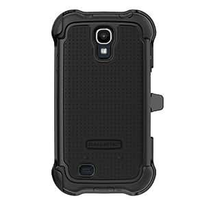 Ballistic Samsung Galaxy S4 SG MAXX Case - Black / Black - Samsung Galaxy S4 Case, Cover