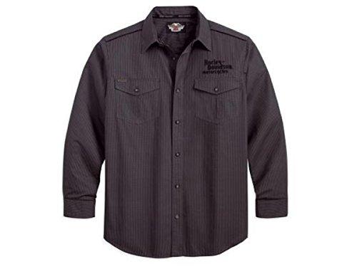 Harley-Davidson Hemd L/S 96575-12VM Herren Shirt