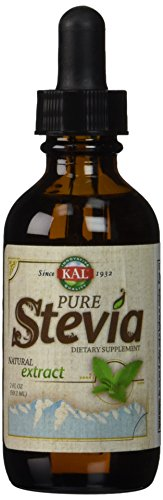 Pure Stevia Liquid Extract Kal 2 oz Liquid