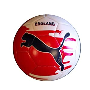 Puma Support England World Cup Countries Soccer Ball Size 5