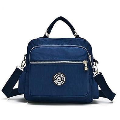 JINQIAOER Fashion Women Shoulder Bags Waterproof Nylon ...