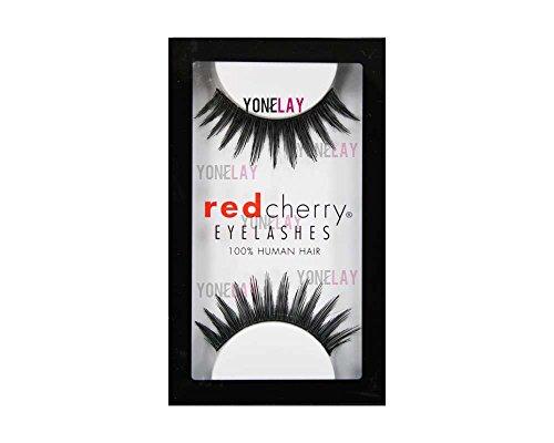 Red Cherry #62 False Eyelashes (Pack of 3)