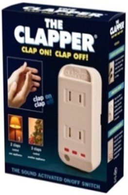 The Clapper Switch -