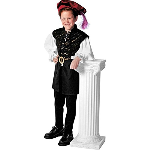 Kid's Fairytale Prince Costume (Size:X-large 14-16) by Pony Express