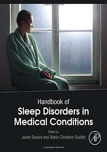 Handbook of Sleep Disorders in Medical Conditions