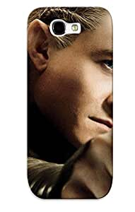 Awesome Case Cover/galaxy Note 2 Defender Case Cover(legolas The Hobbit The Desolation Of Smaug) Gift For Christmas