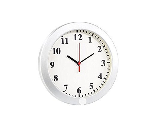 E-Show Security Wall Clock 1280*720p Hidden Camera Spy DVR Nanny PIR Motion activated,Wall-Hanging & CCTV Camcorder