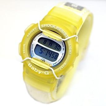 CASIO BG-330DJ-7T - Reloj de mujer BABY-G digital - Alarma, Crono, Luz, Sumergible.: Amazon.es: Relojes