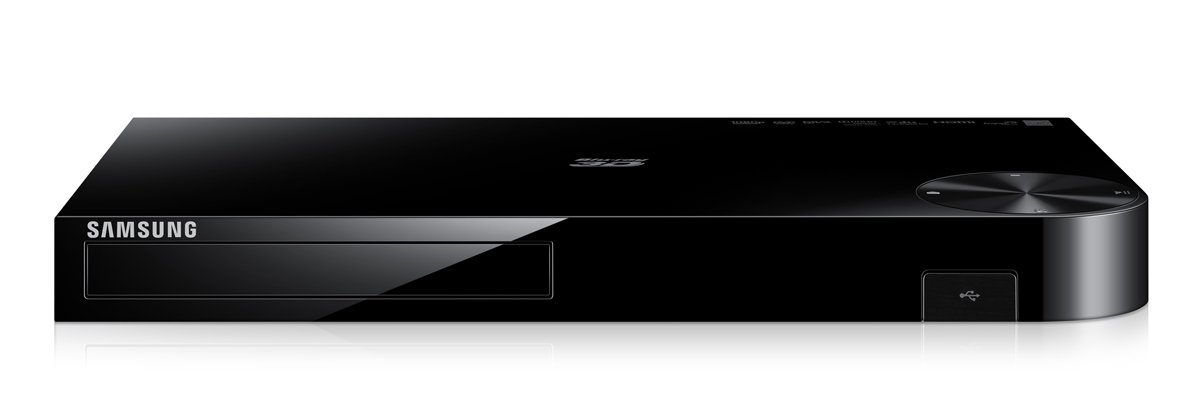 Samsung BD-H6500 3D Smart Blu-ray Disc Player (2014 Model) by Samsung