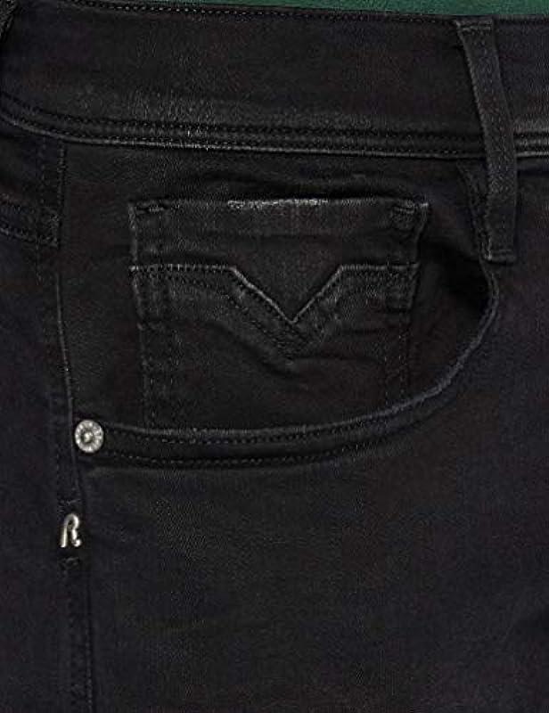 Replay Bronny jeansy męskie: Odzież