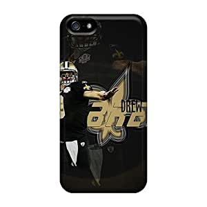 Luoxunmobile333 Cases Covers For Iphone 5/5s - Retailer Packaging New Orleans Saints Protective Cases