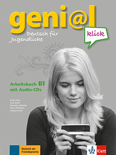 Geni@L Klick: Arbeitsbuch B1 MIT 2 Audio Cds (German Edition)