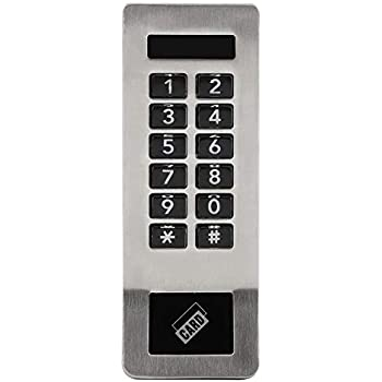 536310465342 Amazon.com: Generic smart intelligent electronic Locker key swimming ...