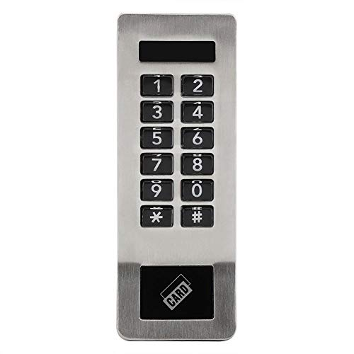 - Touch Keypad Electronic Cabinet Lock Password Access Lock Digital Security Cabinet Coded Locker for Access Control System with RFID Keys