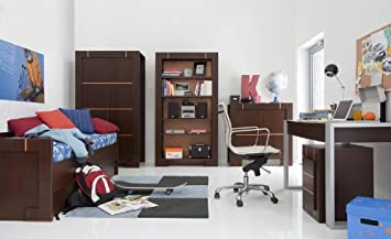 Jeunesse chambre new generation wengé meubles pour enfants kit