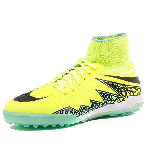 Unisex Hypervenomx Jr baby's Verde zwart volt Nike Proximo voor Voetbalschoen Tf zwart xOIwUq4