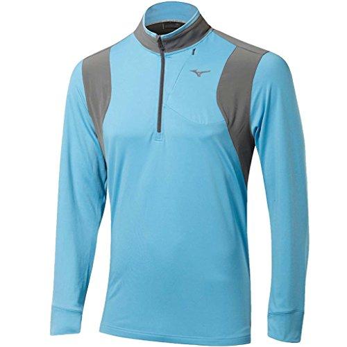 Mizuno 2017 Warm Layer 1/4 Zip Warmalite Pullover Mens Pe...