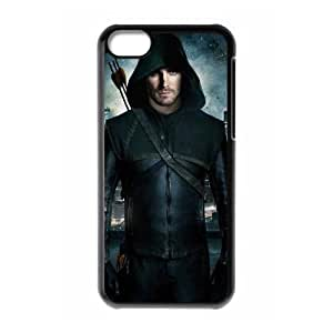 VNCASE Green Arrow Phone Case For Iphone 5C [Pattern-1]