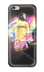 High Quality ZippyDoritEduard Georginio Wijnaldum Skin Case Cover Specially Designed For Iphone - 6 Plus(3D PC Soft Case)
