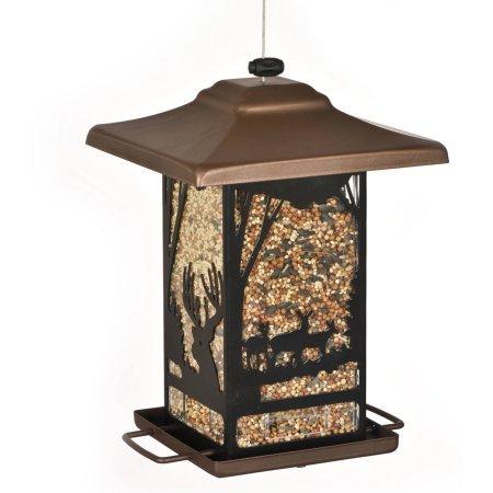 Perky-Pet Wilderness Lantern Wild Bird Feeder WLM