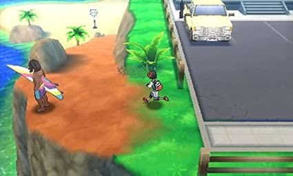 Pokémon Ultra Moon (Nintendo 3DS): Amazon co uk: PC & Video Games