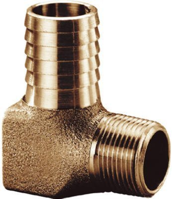 3/4x1 BRS Hydrant Elbow by Water Source Llc