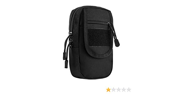 Black MOLLE CCW Pouch Fits Glock 26 27 29 30 36 39 42 43 Sub Compact Pistols