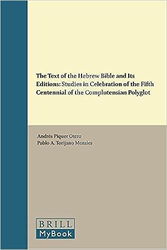 Polyglot download ebook complutensian bible