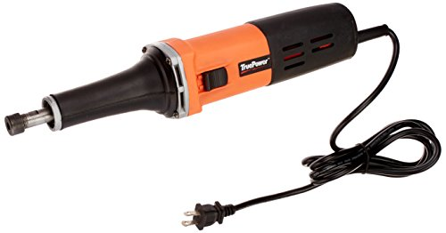 Gino Development 01-0855 TruePower Heavy Duty Long Shaft Electric Die Grinder with Variable Speed Control