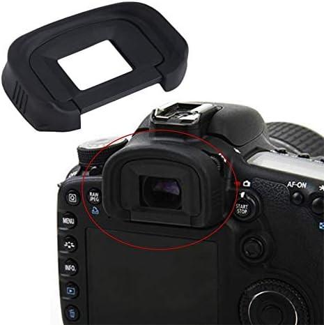 Visor Ocular Ocular de Goma EG para EOS 1DS Mark III 5D 7D Funda ...