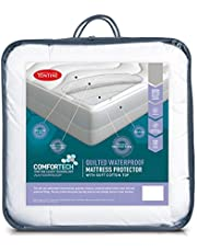 Comfortech Quilted Waterproof Mattress Protector