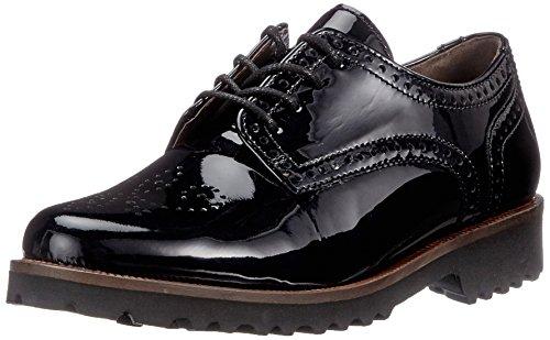 Cognac Gabor Fashion Derby Gabor Pazifik Azul Shoes Mujer para q8q6wx1v