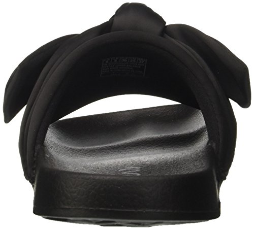 Skechers 2nd Take-Tied Up, Tongs Femme Noir (Black Bbk)