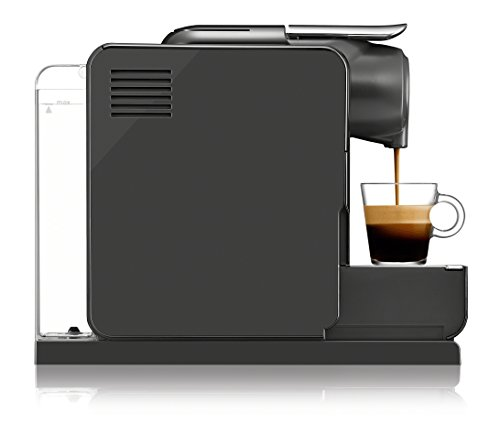 Nespresso Lattissima Touch Original Espresso Machine with Milk Frother by De'Longhi, Washed Black by DeLonghi (Image #2)