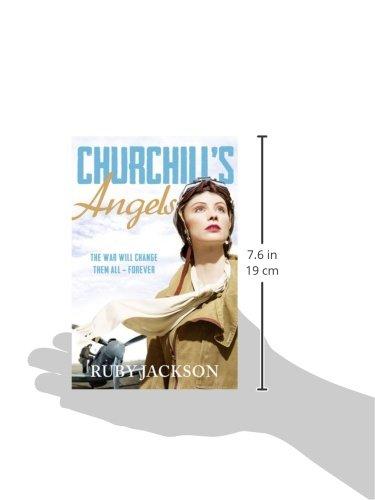 Churchills Angels Ruby Jackson 9780007506231 Amazon Books