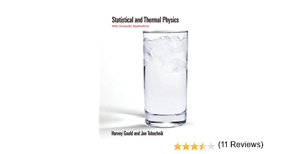 Statistical and thermal physics with computer applications statistical and thermal physics with computer applications harvey gould jan tobochnik amazon fandeluxe Images