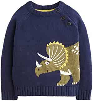 Congcong Unisex Baby Boys Girls Cable Knit Vest Cotton Pullover Sweater with Pockets