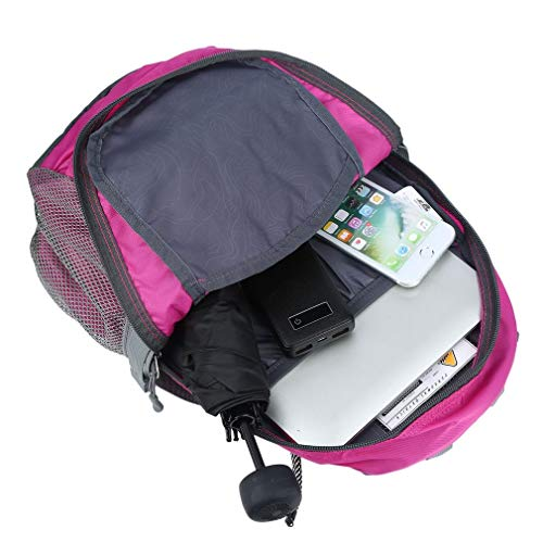 YTYC Comfortable Mountaineering Backpack Multifunction Portable Bag Outdoor by YTYC (Image #4)