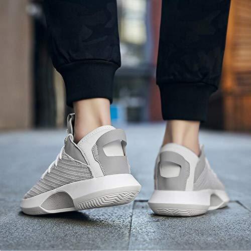 Td Printemps Gray À Respirant Tendance Shoes De Casual Jeunes Mailles Sauvages Et Sport Chaussures Des Été Hommes rSfFr