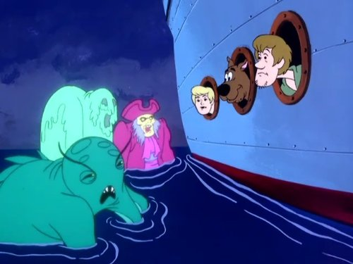 Scooby-Doo, Where's the Crew ()